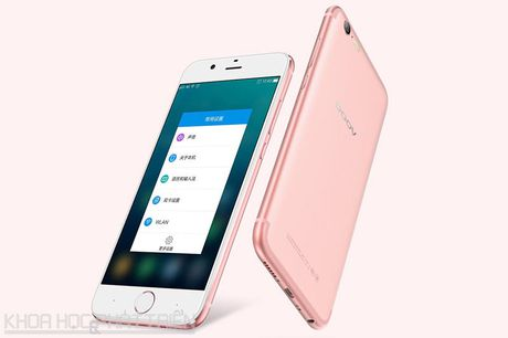 Smartphone dep nhu iPhone 7, camera selfie 13 MP, RAM 4 GB - Anh 16