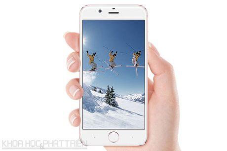 Smartphone dep nhu iPhone 7, camera selfie 13 MP, RAM 4 GB - Anh 21