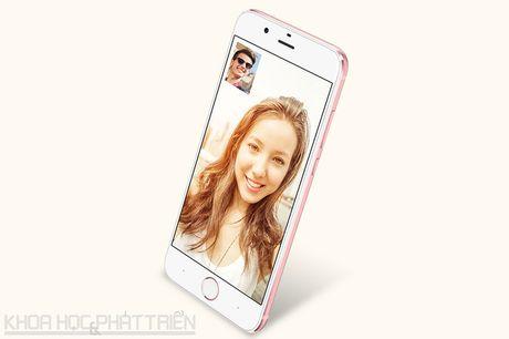 Smartphone dep nhu iPhone 7, camera selfie 13 MP, RAM 4 GB - Anh 22