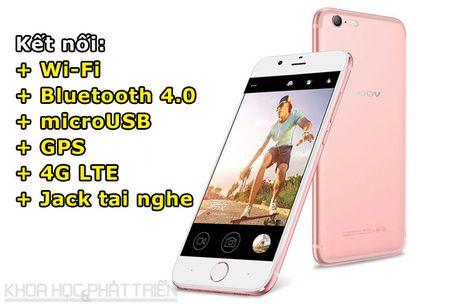 Smartphone dep nhu iPhone 7, camera selfie 13 MP, RAM 4 GB - Anh 4