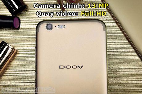 Smartphone dep nhu iPhone 7, camera selfie 13 MP, RAM 4 GB - Anh 6