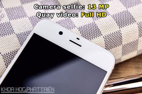 Smartphone dep nhu iPhone 7, camera selfie 13 MP, RAM 4 GB - Anh 7