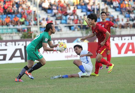 AFF Cup 2016: Ve dau, Cong Phuong? - Anh 1