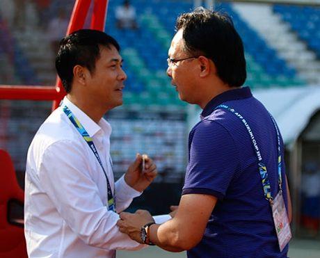 AFF Cup 2016: HLV Huu Thang tiet lo bi mat sau tran thang Malaysia - Anh 1