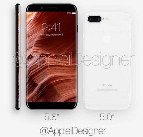 iPhone 8 se trang bi sac khong day giong nhu Samsung Galaxy S7? - Anh 1