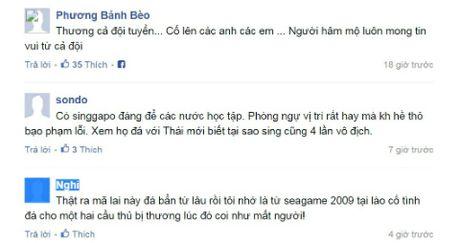 Cong Vinh rom mau, Ngoc Hai bang chan, nguoi ham mo vua buc xuc vua xuc dong - Anh 1