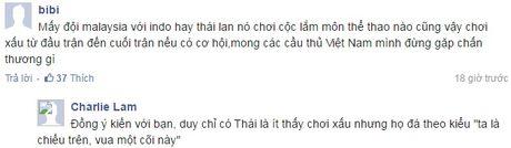 Cong Vinh rom mau, Ngoc Hai bang chan, nguoi ham mo vua buc xuc vua xuc dong - Anh 2