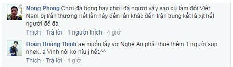 Cong Vinh rom mau, Ngoc Hai bang chan, nguoi ham mo vua buc xuc vua xuc dong - Anh 3