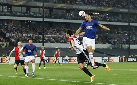 Nhan dinh tran MU- Feyenoord: Gianh lai 3 diem - Anh 1