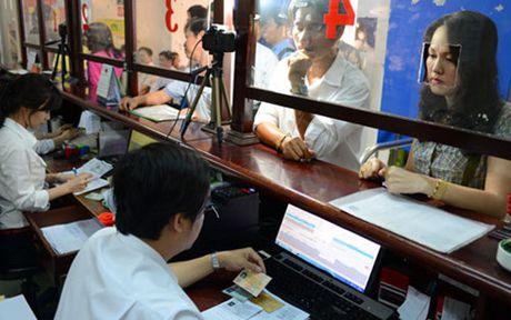 Nguoi dan do xo di cap doi GPLX do hieu nham thong tin - Anh 1