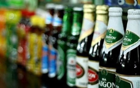 Ong lon lang bia Sabeco bi phat nang - Anh 1
