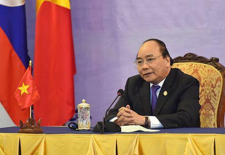 Toan canh: Thu tuong du Hoi nghi cap cao CLV 9 tai Campuchia - Anh 15