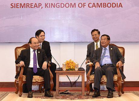 Toan canh: Thu tuong du Hoi nghi cap cao CLV 9 tai Campuchia - Anh 5