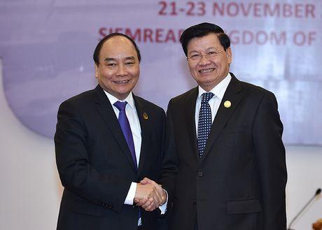 Toan canh: Thu tuong du Hoi nghi cap cao CLV 9 tai Campuchia - Anh 6