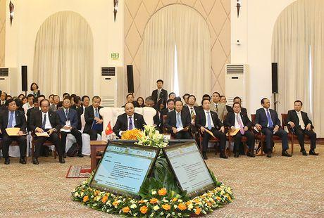 Toan canh: Thu tuong du Hoi nghi cap cao CLV 9 tai Campuchia - Anh 8