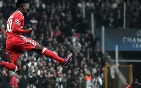 Messi vang mat trong DHTB Champions League luot tran thu 5 - Anh 3