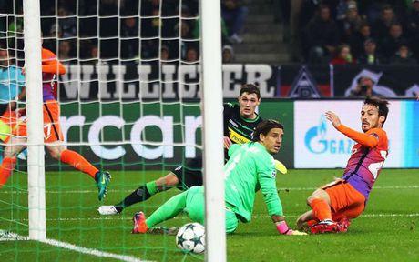 Messi vang mat trong DHTB Champions League luot tran thu 5 - Anh 7