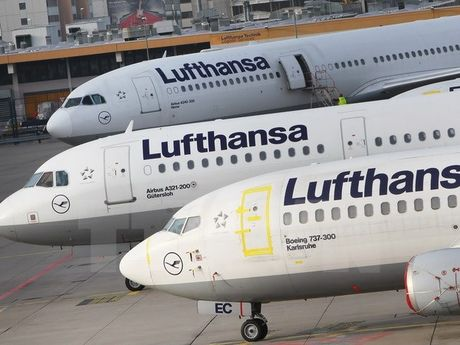 Duc: Cuoc dinh cong tai Hang hang khong Lufthansa van tiep dien - Anh 1
