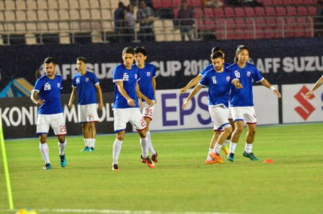 Video xem truc tiep AFF Cup 2016: Philippines - Thai Lan - Anh 1