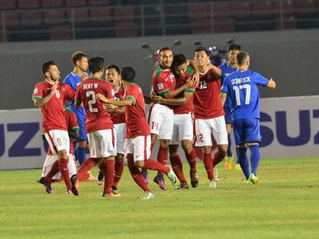 Video xem truc tiep giai AFF Cup 2016: Singapore - Indonesia - Anh 1