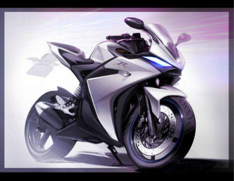 Yamaha R25 thay doi nho giot trong phien ban 2017 - Anh 1