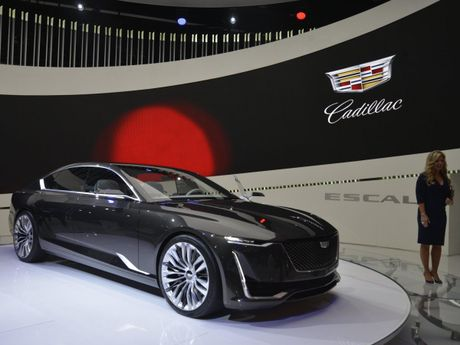 Dan xe 'khung' tai Los Angeles Auto Show 2016 (P2) - Anh 3