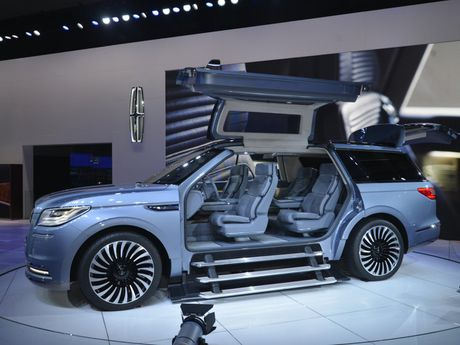 Dan xe 'khung' tai Los Angeles Auto Show 2016 (P2) - Anh 4