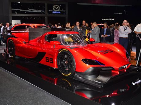 Dan xe 'khung' tai Los Angeles Auto Show 2016 (P2) - Anh 8