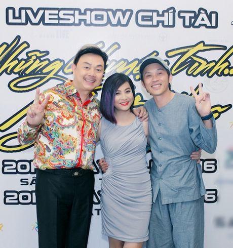 Hoai Linh tiet lo phai uong thuoc ngu suot 4 nam - Anh 1