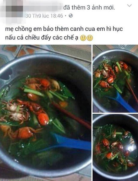 'Canh cua, rau day' chua la gi so voi nhung tai nan bep nuc nay - Anh 2