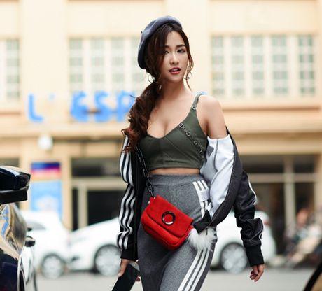 Trang Moon duoc de cu DJ xuat sac tai Han Quoc - Anh 1