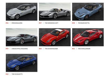 Ngam hinh anh 70 mau xe Ferrari dac biet - Anh 11
