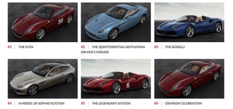 Ngam hinh anh 70 mau xe Ferrari dac biet - Anh 2