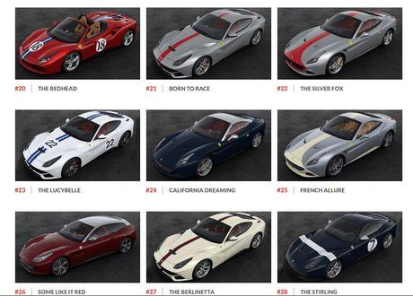 Ngam hinh anh 70 mau xe Ferrari dac biet - Anh 5