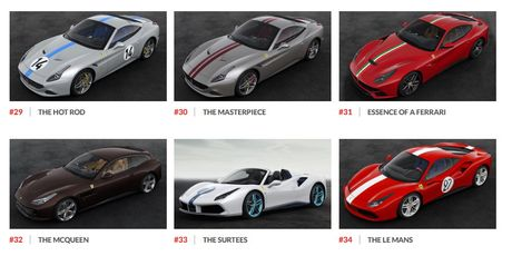 Ngam hinh anh 70 mau xe Ferrari dac biet - Anh 6
