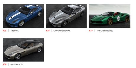 Ngam hinh anh 70 mau xe Ferrari dac biet - Anh 7