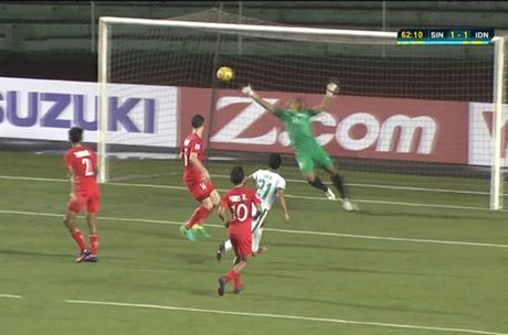 Clip Indonesia nguoc dong gianh ve vao ban ket AFF Cup 2016 - Anh 1