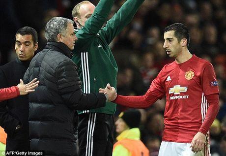 Mourinho: 'Do la ly do toi dua Micky den Man United' - Anh 1