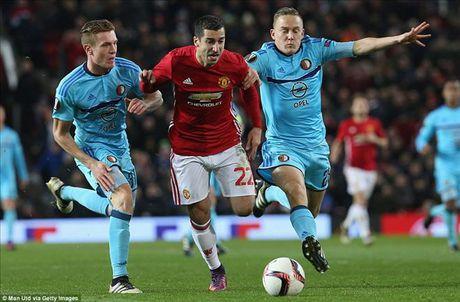 Mourinho: 'Do la ly do toi dua Micky den Man United' - Anh 2