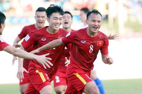 Fox Sports nhan dinh Viet Nam gap Thai Lan o chung ket AFF Cup - Anh 1