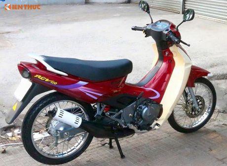 Suzuki RGV 120 doi cu dat ngang 'xe hop' tai Sai Gon - Anh 13