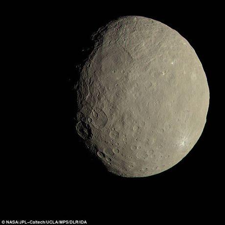 Man nhan voi bo anh moi nhat ve hanh tinh lun Ceres - Anh 2