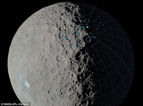 Man nhan voi bo anh moi nhat ve hanh tinh lun Ceres - Anh 3