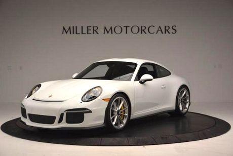 Sieu xe Porsche 911R tang gia gap 3 lan sau 8 thang - Anh 1