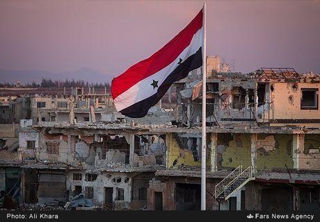 Cuoc song cua nguoi dan o Daraa sau giai phong - Anh 1