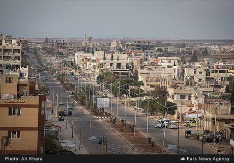 Cuoc song cua nguoi dan o Daraa sau giai phong - Anh 4