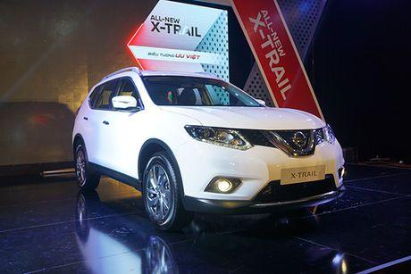 Giai ma hien tuong Nissan X-Trail 2017 tai Viet Nam - Anh 1