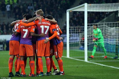 Thap nien nua voi Manchester City - Anh 1