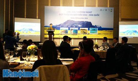 Jeju thanh lap Van phong dai dien du lich tai Viet Nam - Anh 1