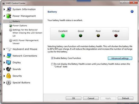 3 cach su dung pin laptop Sony hieu qua ban phai biet - Anh 2